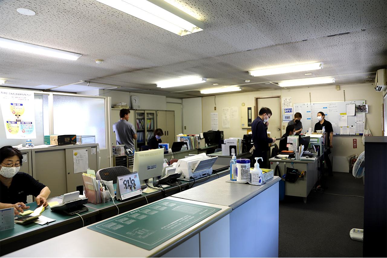 株式会社エスケイ スタッフ